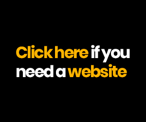 web design advert